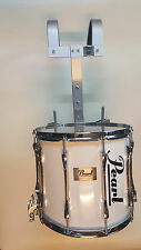 "Pearl Marching snaredrum 14x12"" cms1412/c con Pearl Carrier msc-1"