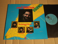 STAN BRONSTEIN - OUR ISLAND MUSIC - LP - MUSE RECORDS MR 5072 - USA 1976