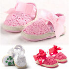 Cute Baby Infant Kids Girl Soft Sole Toddler Newborn Shoes 0-18 Month Anti-Slip
