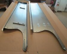 "new 1937 2"" Wider Chevy/GMC Street Truck 1/2ton Smooth Steel 16g Running Boards"