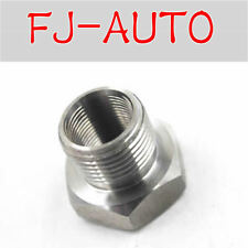 Stainless Steel 5/8-24 To 13/16-16 Oil Filter Adapter Screw for Connection