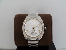 NIB AUTH MICHAEL KORS MK6277 BRYN TWO-TONE STAINLESS STEEL BRACELET WATCH-$275