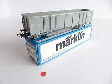 MARKLIN BOGIES WAGON TOMBEREAU DE LA SBB CFF REF 4689 (1)