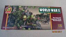 Imperial Japanese Army Paratroopers  (33 figures)  1/72 Ultima Ratio # 7205 NEW!