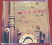"ROLLING STONES ""Beggars Banquet"" 2013 180g Clear Vinyl LP sealed"