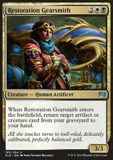 MTG 4x RESTORATION GEARSMITH - RIPARATRICE DI INGRANAGGI - KLD - MAGIC