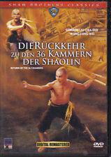 Die Rückkehr zu den 36 Kammern der Shaolin - Shaw Brothers Classics (2004)