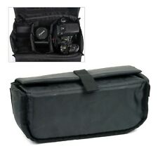 NEW MATIN Camera Insert Extendable Partition Padded Bag (S) for DSLR SLR Lens