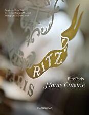 RITZ PARIS - NEW HARDCOVER BOOK