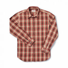 Filson Wildwood Plaid Shirt New with Tags Mens size Small
