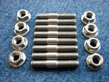 Honda GL1100 Goldwing '80 - ' 83 Stainless Steel Exhaust Stud Set