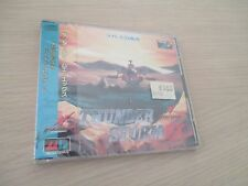 THUNDER STORM FX SHOOT SEGA MEGA CD JAPAN IMPORT NEW FACTORY SEALED!