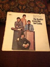 THE BEATLES Yesterday And Today 2nd state butcher cover LP