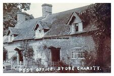 rp14107 - Post Office , Stoke Charity , Hampshire - photo 6x4