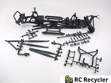 Axial SCX10 Chassis AX30525 Bumpers Sliders Links LWB Wrangler CRC RTR Scale