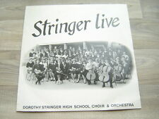 private LP jazz pop 80s uk classical HIGH SCHOOL dorothy STRINGER LIVE BRIGHTON
