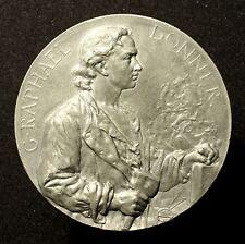 Wien, Große Medaille 1893, G. der Bildenden Künstler Wiens auf Raphael Donner