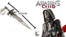 PORTACHIAVI SPADA ASSASSIN'S CREED SWORD 12 CM ORDINE CONFRATERNITA ASSASSINI 66