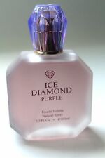 BEST FRAGRANCE PERFUME FOR WOMEN ICE DIAMOND PURPLE FOR WOMAN 100 ml EDT Spray