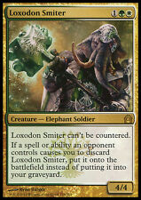 MTG LOXODON SMITER GERMAN EXC - LOSSODONTE CASTIGATORE - RTR - MAGIC