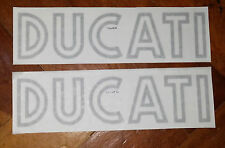 Ducati Sport Classic decals stickers x2 tank fairing