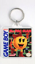 MS PAC MAN NINTENDO GAME BOY KEYRING LLAVERO