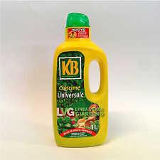 KB Concime Fertilizzante Liquido Universale 1 Lt