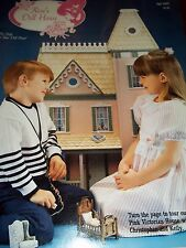 Rose's Doll House Catalog Magazine Fall 1990 ~ 23 pages