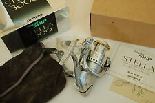 1998 SHIMANO STELLA3000 In The Box Spinning Reel 28042203