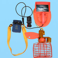 25M UNDERWATER FISHING SALVAGE TREASURE ROBOT WITH VIDEO CAMERA and ROBOTIC CLAW