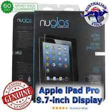 GENUINE NUGLAS Premium Tempered Glass Screen Protector For Apple iPad Pro 9.7""