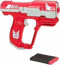 BOOMco. HALO UNSC M6 Blaster (DKN76) Dive into the HALO Universe (Red) NEW