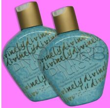 2 DESIGNER SKIN DIVINELY JUICY JUICE BASED FOR FACE FACIAL TANNING BED LOTION