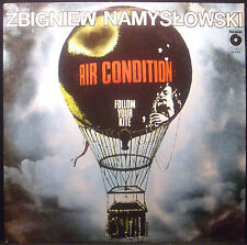 LP ZBIGNIEW NAMYSLOWSKI - air condition, follow your kite, nm