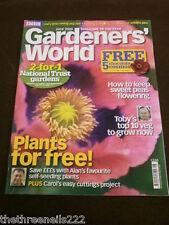 BBC GARDENERS WORLD - KEEP SWEET PEAS FLOWERING - JUNE 2009