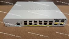 Cisco WS-C2960C-12PC-L Poe Switch 2960C-12PC-L