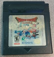 [Game Boy Color] Dragon Warrior Monsters (CART ONLY) - *USED*