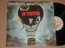 ZBIGNIEW NAMYSLOWSKI -Air Condition - Follow Your Kite- LP