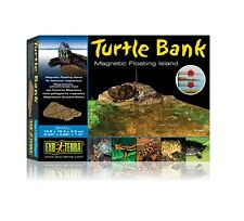 Exo Terra Reptile Habitat Turtle Terrarium Bank Magnetic Floating Island Small