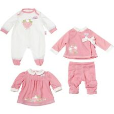 Baby Annabell Fashion Outfits Giftset GirlsToy Baby Doll Accessories Set