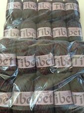 20 x 50 GRMS TIBET SUPER CHUNKY WITH WOOL  BY STYLECRAFT # BARK