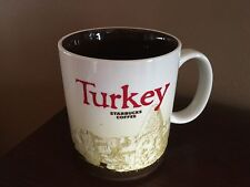 Turkey Starbucks Mug Cup - Global Icon Series