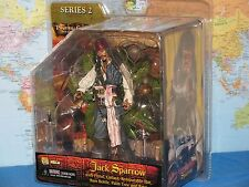 PIRATES OF THE CARIBBEAN JACK SPARROW SERIES 2 ***BRAND NEW & RARE***
