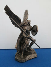 St Saint Raphael Angel Earth Healer Miniature Statue Figurine #WU75580AP