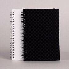 Spiral Coil Hard Cover Notebook Diary Shedule Sketchbook Journal Planner #JP