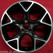 "Ford Focus 2012 2013 2014 Black Factory 17"" OEM Wheel Rim 3884 U45 NEW"