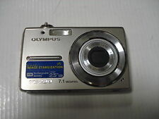 LikeNew Olympus FE-230 7MP Digital Camera FE230 Silver