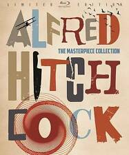 Alfred Hitchcock: The Masterpiece Collection (Limited Edition) - Limited Edition