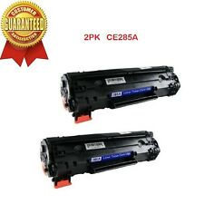 2PK CE285A New Toner Cartridges for HP 85A  Laserjet P1102,  P1102W,Pro M1210