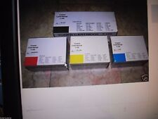 Four Toner For RICOH AFICIO AP3800C CL7000 CL7100 TYPE 105 TONER YMCK